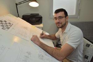 Adrien Rene Illustrateur BD et dessinateur humour