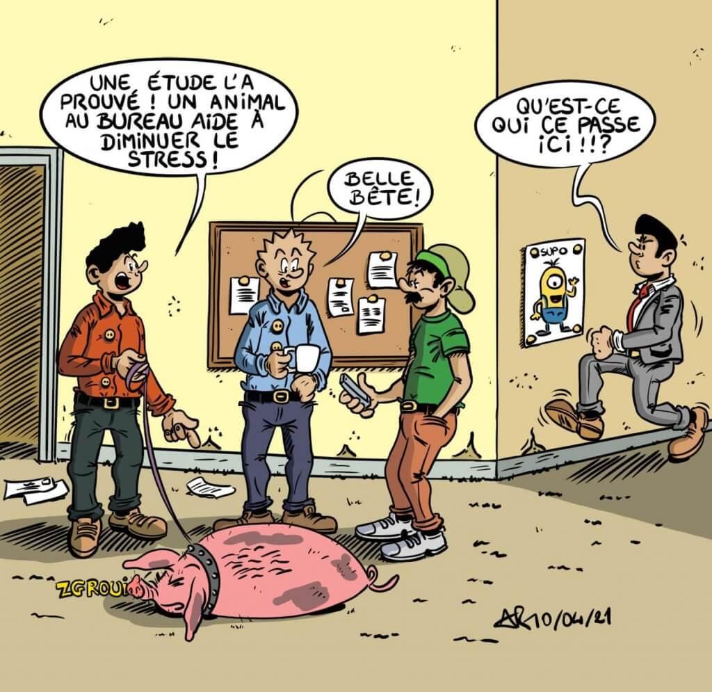 dessins drôles et humoristiques