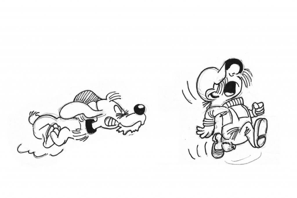 Comment créer une bande dessinée - Boule et Bill