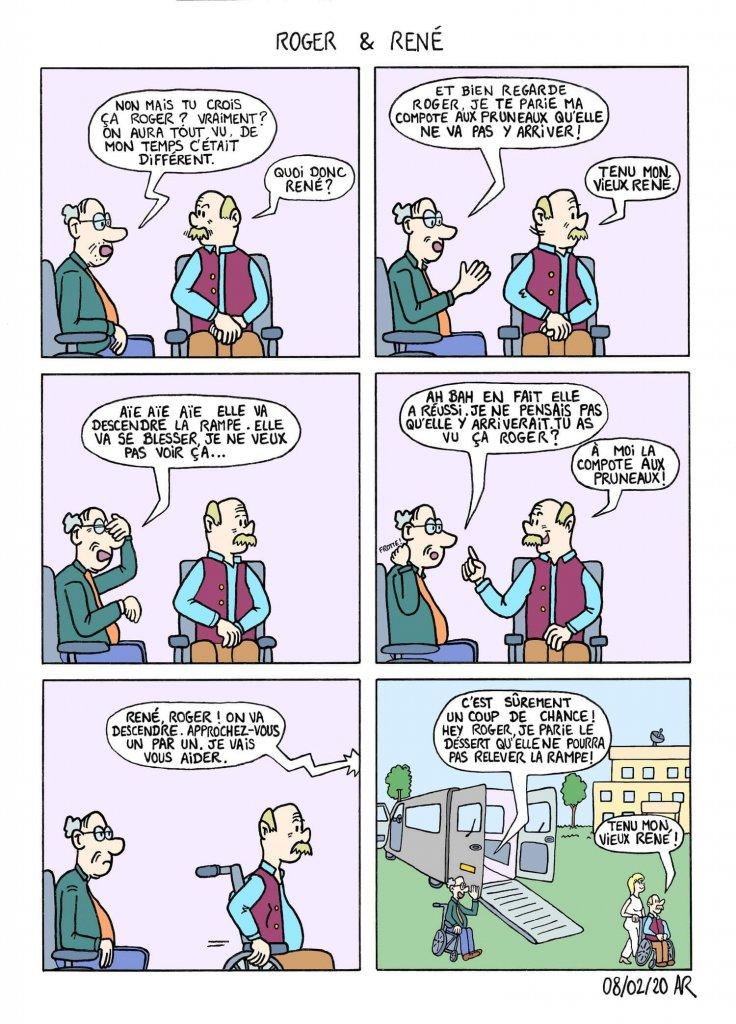 Votre bande dessinée personnalisée - humour