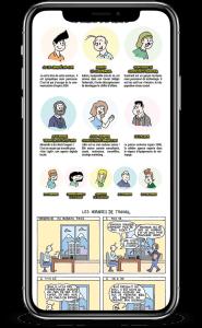 Télécharger une bande dessinée en ligne