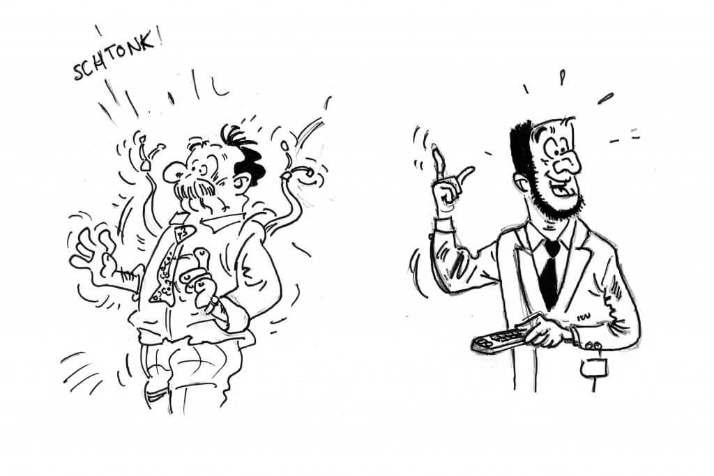 La bande dessiné un art pédagogique - Les profs