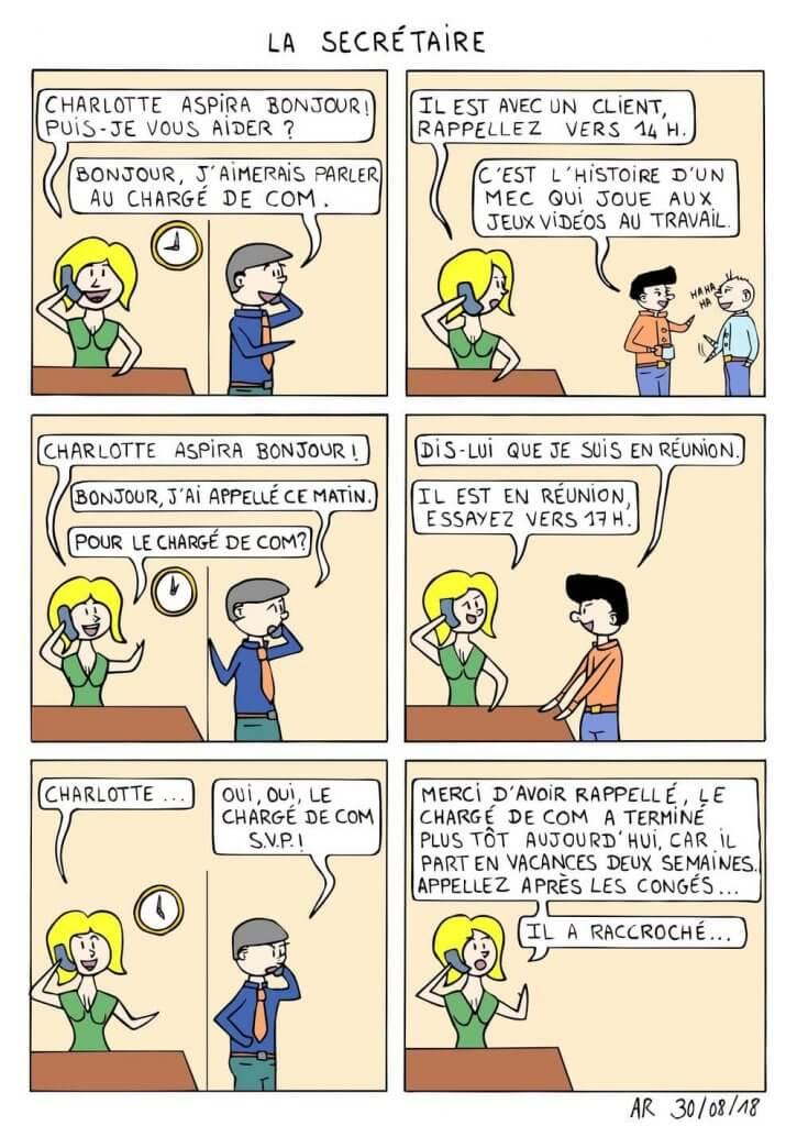 Bande dessinée gratuite