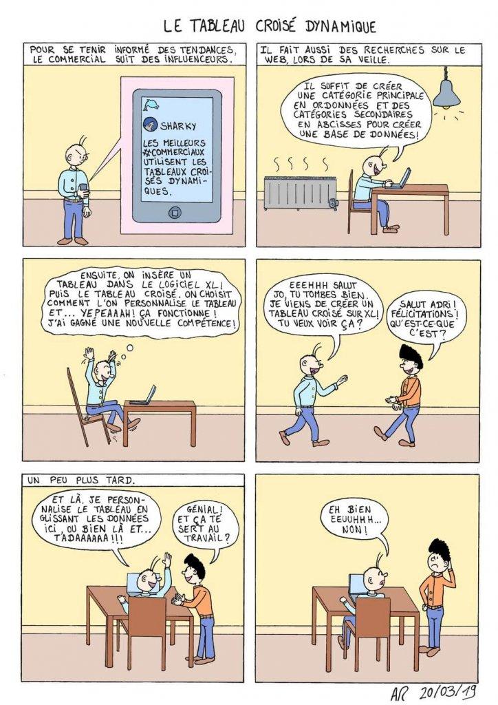 Bande dessinée et webtoon