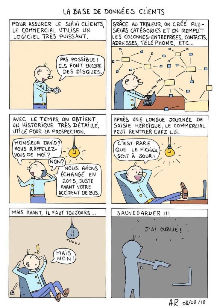 Webtoon gratuit Humour