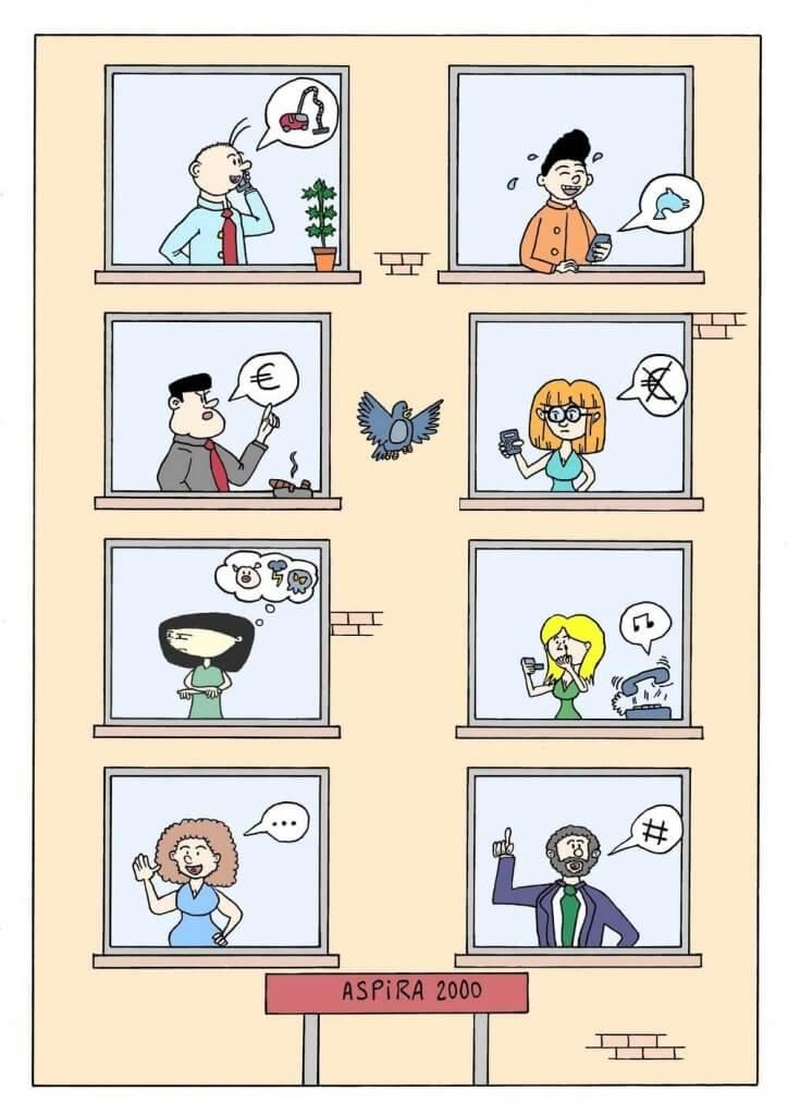 Webtoon Drôle