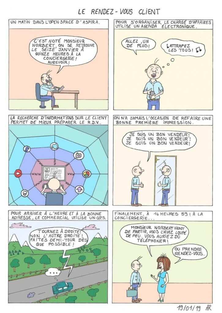 Webtoon lecture du jour