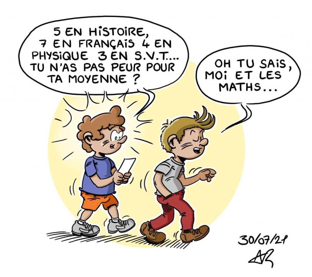 dessin humoristique enfant